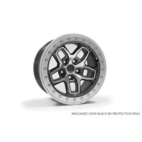 AEV JK Borah Bead Lock Wheel - Machined 17x8.5