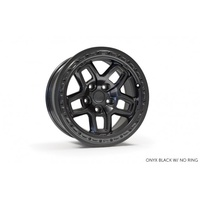 AEV JK Borah Wheel w/ Protection Ring - Black 17x8.5