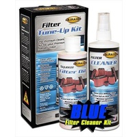 Air Filter Cleaning Kit- Blue Squeeze Oil