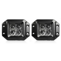 AVEC 20w Flush Mount Light Kit