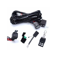 AVEC Remote Con Lighting Wiring Harness