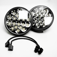 AVEC 7in Luxx Series Sealed Beam LED Headlight Conversion
