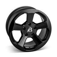 Bawarrion BonZ 17x8.5 5/127 Wheel - Black