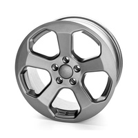 Bawarrion BonZ 17x8.5 5/127 Wheel - Gunmetal