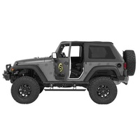 Bestop PowerBoard JK 2 Door Electric Running Boards