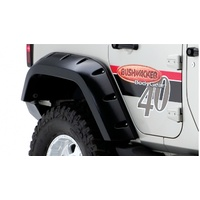 Bushwacker JK Pocket Flare Rear (4dr)