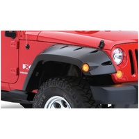 Bushwacker JK Pocket Flare Fronts (2dr & 4dr)