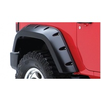 Bushwacker JK Pocket Flare Rear (2dr)