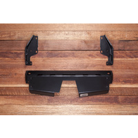 WK2 Rear Bumper Guard (Standard) - Open Centre Guard