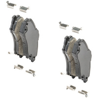 JK Brake Pads Front (full set)