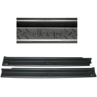 Mopar JK Entry Guard 2 dr Black