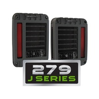 JW Speaker LED Tail Lights Model 279 J Series