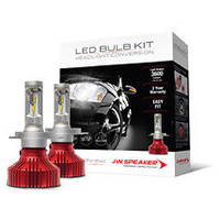 JW Speaker H4 LED Headlight Bulb Kit - 990004D