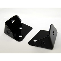 KC JK winshield light mount brackets