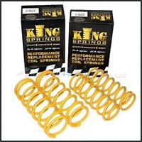 "King Coil Springs JK Rear 2.5"" Heavy Duty (pair)"
