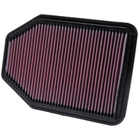 K&N JK Petrol Air Filter