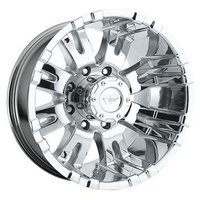 Series 6001 Alloy Wheel - Chrome 5/127 16x8