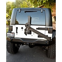 JK Rigid Rear Bar with Tyre Carrier
