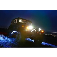 Rock-Slide JK Slider Step Light Kit