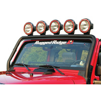 JK Windshield Mount Light Bar