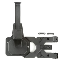 Rugged Ridge JK Wrangler HD Tire Carrier 07-18