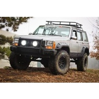 Rugged Ridge XJ All Terrain Fender Flare Kit