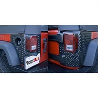 Rugged Ridge JK Body Armor Corner Guards