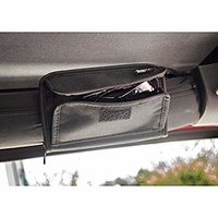 Roll Bar Sunglass Holder/Storage Pouch