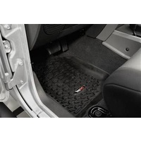 Rugged Ridge JK Wrangler All Terrain Floor Liner Front 07-18
