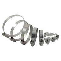 Samco JK CRD Intercooler Hose Clamps '07-'10