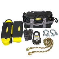 Smittybilt Premium Winch Accessory Bag Kit