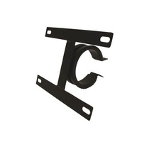"JK/TJ 3"" tube- Licence Plate Clamp Bracket"