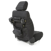 Smittybilt GEAR Custom Seat Cover Front 13-16 Black