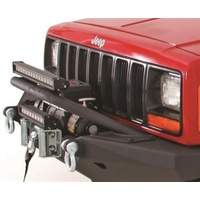 XJ XRC Front Bull Bar Option