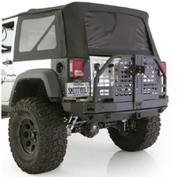 Smittybilt JK Atlas Rear Bar & Tyre Carrier