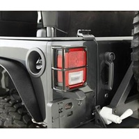 Smittybilt JK Taillamp Guard Black