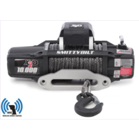 SmittyBilt Winch X2O 10K Comp Series w Synthetic Rope (Gen2)