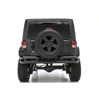 JK Rear Bar Tube Black
