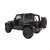 Suntop JK 2D Cargo Top Black Diamond