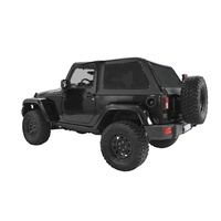 Suntop JK 2D Fastback Top Black Diamond