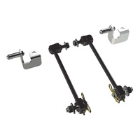 "JK 0""-2.5"" Front Swaybar Quick Disconnect Kit"