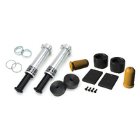 "JK 3""-3.5"" Front & Rear Speedbump Kit"