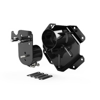 JK Alpha HD Adjustable Spare Tire Mounting Kit