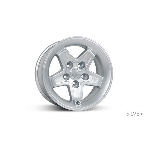 AEV Pintler Alloy Wheel - Silver 5/127 17x8.5