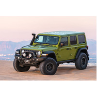 AEV JL/JT Snorkel Low Flare with Air Ram