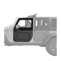 JK Core Door & Twill Upper Front Kit