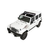 JK 2/4Dr Sunrider For Hardtop Black Twill