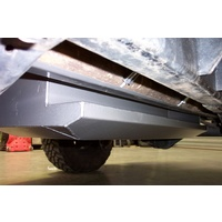 JK 2.8 Heavy Duty Diesel Long Range Fuel Tank
