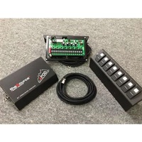 sPod JK 8 Circuit SE 07-08 w LED Green