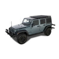 JK 4D Pioneer Platform Roof Rack Kit- Hardtop Only